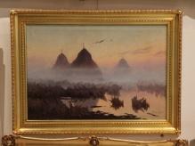 Grubiński - Mgła nad mokradłami