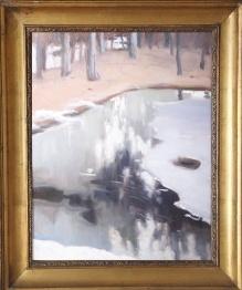Archiwalne___Majewski Władysław (1881-1925) - Roztopy