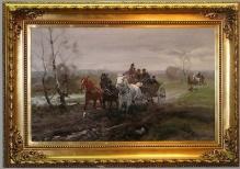 Zygmuntowicz - Wyjazd na polowanie