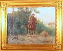 Archiwalne___Zygmuntowicz - Patrol, 36,5 x 48,5 cm