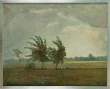 Pabudziński - Pejzaż