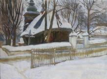 Kamocki St.- Kościół w Poroninie