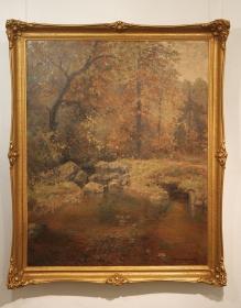 Wiktor Korecki (1897-1980)  100x80cm