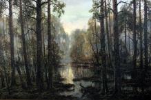 Korecki Wiktor (1897-1980), 150x100cm, olej, płótno
