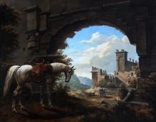 Novak-Zempliński Andrzej - Ruiny zamku