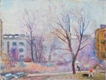 Stępień Jan (1895-1976)  Warszawska Ulica