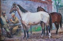 Stępień Jan (1895-1976) Przerwa w pracy