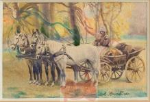 Rozwadowski Zygmunt  (1870-1950) Czwórka (Bałaguła)
