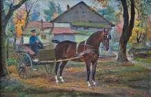 Stępień Jan (1895-1976) Przed wyjazdem