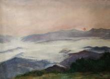 Pokiziak Maria (1896-1985) Tatry -  Z Durnego 1929r.