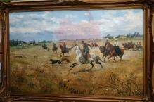 Wierusz-Kowalski Karol - Polowanie