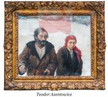 Axentowicz Teodor - Starość i młodość