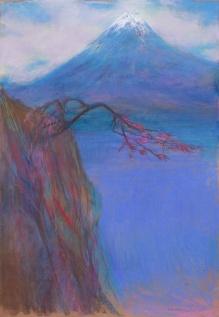 Moryciński Grzegorz -  Z cyklu dalekowschodnie tematy - Fuji