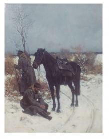 Archiwum___Piotrowski Antoni (1853-1924) Rosyjska straż graniczna