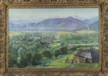 Haneman Max - Zakopane 1923
