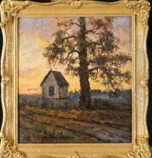 Archiwum___Korecki Wiktor (1897-1980) Kapliczka